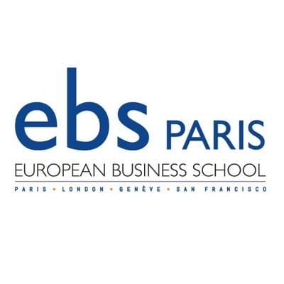 Grade de Master EBS Paris