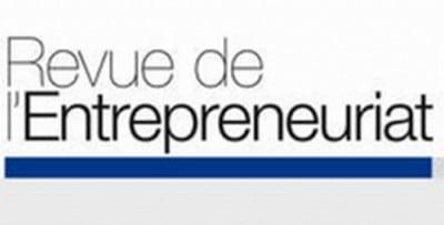 Entrepreneuriat créatif Revue de l'Entrepreneuriat