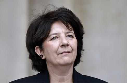 Frédérique Vidal enseignement supérieur