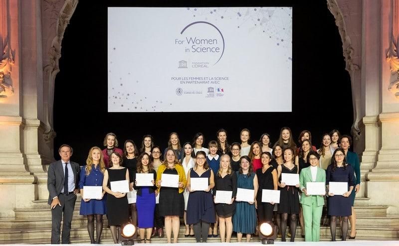 Bourses France L'Oréal-UNESCO 2018