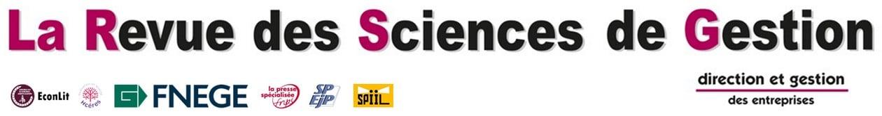 La Revue des Sciences des Gestion – LaRSG.fr