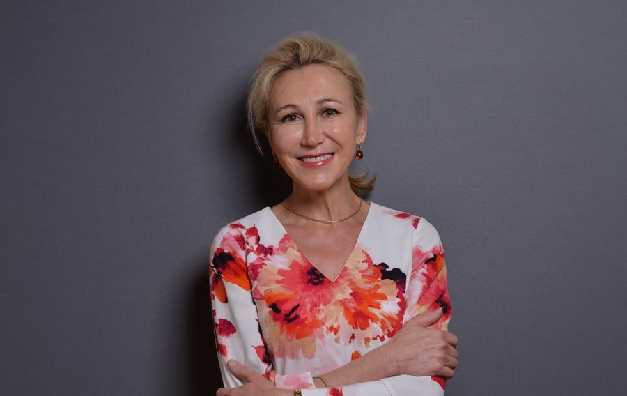 Guylaine Dyèvre,vice-présidente de l'IFA
