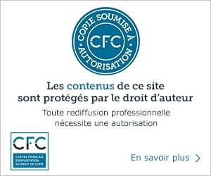 CFC copie soumise a autorisation